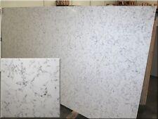 Marble Quartz White Countertop Slab Silestone - Lyra  3CM