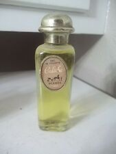 Vintage Perfume Caleche Hermes Paris  ½ oz Miniature Bottle SLIGHTLY USED
