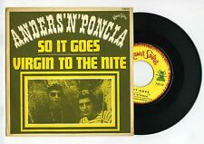 45 RPM SP ANDERS 'N' PONCIA SO IT GOES (1968)