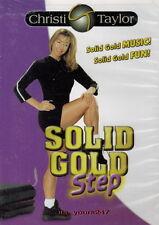 Christi Taylor: Solid Gold Step | DVD NEU