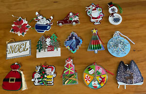 Assorted 3d gift Tags Christmas with frozen Disney and Peanuts estimate 2.5inch