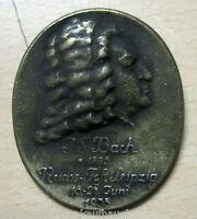 Bronze Plakete Reichs Fest vom 16-24.06.1935 in Leipzig