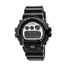 NWT Casio G-SHOCK DW6900NB-1D Men's Digital Black Resin Strap Sport Watch