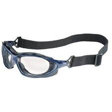 Uvex S0600X Seismic Sealed Eyewear, Clear Uvextra Af Lens, Black Frame