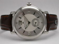 MAURICE  LACROIX MP6378-SS00X-290 BROWN LEATHER BAND GRAND GUICHET MEN'S WATCH