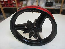 4. HONDA CBR 1000 F SC21 Felge vorne Vorderrad 2,50 x 17 Vorderradfelge wheel ri