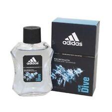 Adidas Ice Dive Men 3.4 oz 100 ml Eau De Toilette Spray New in Box