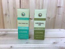 L`eudine Leudine Lot of 2 - Herbal 35 - Tea Tree Oil