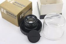 Nikon EL-Nikkor 50mm Enlarging Lens 1:2.8-16 Japan Bubble Poor Glass USED D41