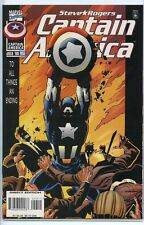 Captain America 1968 series # 453 very fine comic book