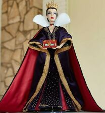 """Disney Store The Evil Queen from Snow White Limited Edition 17"""" Doll LE Preorder"""