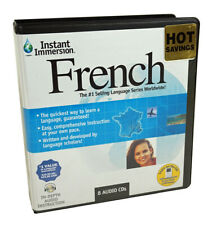 Learn to Speak Talk FRENCH Language 8 Audio CD's (Alphabet, Sounds, Greetings)