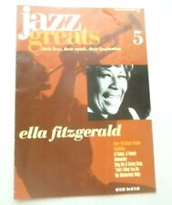 ELLA FITZGERALD  JAZZ GREATS THEIR LIVES THEIR MUSIC THEIR INSPIRATION