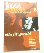 ELLA FITZGERALD  JAZZ GREATS THEIR LIVES THEIR MUSIC THEIR INSPIRATION