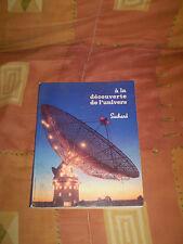 """Album """"A la découverte de l'Univers"""", Suchard, complet"""