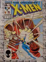 Uncanny X-Men (1963) Marvel - #217, Folly's Gambit Part 1, Claremont/Guise, VF