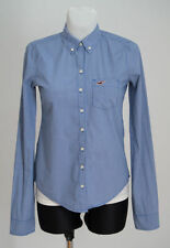 Hollister Check Fitted Casual Tops & Shirts for Women
