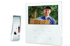 Smartwares VD71 Wired Flatscreen Video Intercom System Byron