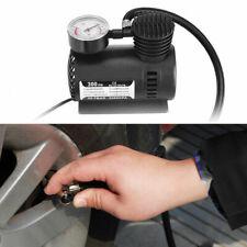 12V 300PSI Portable Mini Air Compressor Auto Car Electric Tire Air Inflator Pump