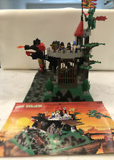 Lego 6082 100% COMPLETE Fire Breathing Fortress w/Manual