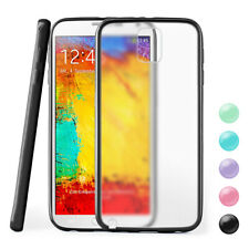 Hard Case for Samsung Galaxy Note 3 Back Cover Transparent Matte New Protective