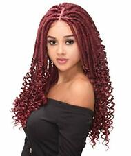 "Destiny - LACE WIG - MERMAID LOCS 24"" (4?x 4"" Lace Wig) with Baby Hair"