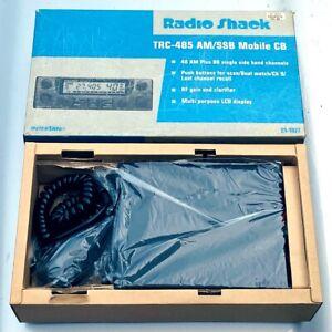 Radio Shack TRC-485 CB Radio NOS