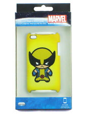 iPod Touch 4th Gen Wolverine Protective Clip Case Marvel X-Men Kawaii New PDP