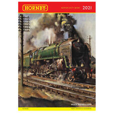 More details for hornby catalogue 2021 r8160 67th edition 00 gauge model railways & accessories
