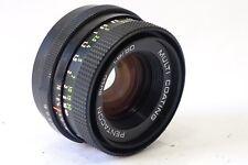 Pentax M42 fit Pentacon 50 mm f1.8 Lentille De La Caméra, excellent en verre, ouverture coincé