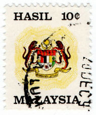 (I.B) Malaysia Revenue : General Duty 10c (small format)