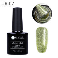 Platinum Gel Polish Luxury Bling Color Varnish Gold Silvery Manicure 15colors