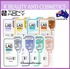 1x, 3x, 5x [TonyMoly] MASTER LAB Mask Sheet or 8 PIECE SET *NEW 2018*  Tony Moly