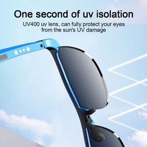 Lenovo Smart Glasses Wireless Bluetooth Music Headset Audio Hands-Free Calling