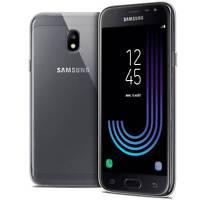"""Coque Pour Samsung Galaxy J3 2017 J320 (5"""") Crystal Souple TPU Gel Transparent E"""