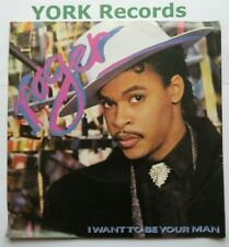 """ROGER - I Want To Be Your Man - Excellent Condition 7"""" Single Reprise W 8229"""