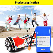 Us 4.4Ah 36V 18650 Li-Ion Battery 10S2P for Balance Scooters Board 2 wheel ~