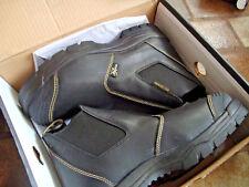 Oliver Boots Steel Toe Elastic Side Pull/Slip On Men's Size 11 AU/UK - 55-223