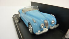 New Ray 1:43 Jaguar XK 120 Roadster in Hellblau in OVP (A305)