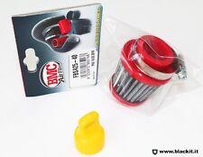 KIT Filtro BMC POP OFF sfiato motore + TAPPO per 500 Abarth