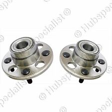 REAR WHEEL HUB BEARING ASSEMBLY 1992-2000 HONDA CIVIC  NO ABS REAR DRUM PAIR