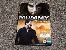 THE MUMMY : 2017 TOM CRUISE  2 DISC ACTION ADVENTURE DVD - IN VGC (FREE UK P&P)
