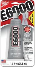 Multi-Purpose Extra Strong Glue E6000 Craft Adhesive Clear For Metal Glass Wood
