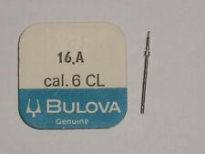 Bulova winding stem 6CL 6CLC 6CT 6CTC tige de remontoir Aufzugswelle