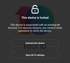 Official Xiaomi MI Account Remove Services