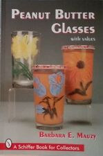Peanut Butter Glass $ guide Reference Book