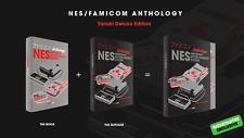 NES FAMICOM Anthology - Tanuki Kickstarter Collector Deluxe Edition Geeks Line
