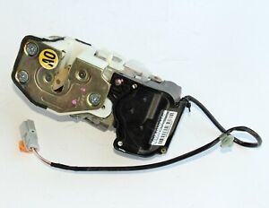 97 - 01 Honda CR-V Rear Left door Power Latch Lock Actuator / OEM