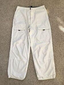 Men's Tan/white Colorado Snow Ski Snowboard Winter Pants Size XL