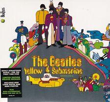 The Beatles Yellow Submarine Remastered [Digipak]  CD Sep-2009 Free Shipping New